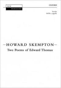 Two Poems of Edward Thomas