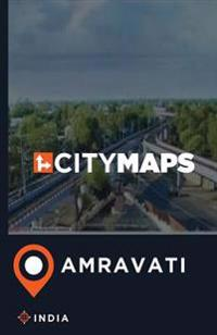 City Maps Amravati India
