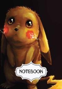 Notebook Journal: Saddest Pikachu: Pocket Notebook Journal Diary, 120 Pages, 7 X 10 (Blank Notebook Journal)