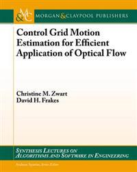 Control Grid Motion Estimation for Efficient Application of Optical Flow