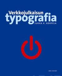 Verkkojulkaisun typografia