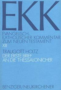 Der Erste Brief an Die Thessalonicher