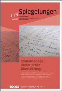 Kontaktzonen literarischer Übersetzung