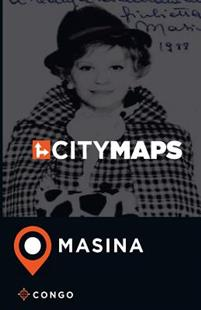 City Maps Masina Congo