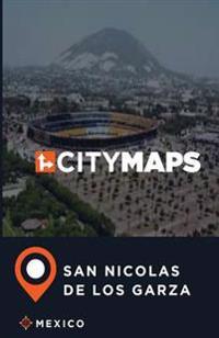 City Maps San Nicolas de Los Garza Mexico