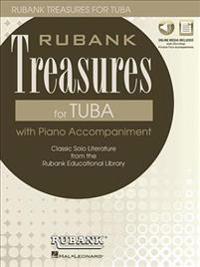 Rubank Treasures for Tuba