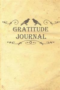 Gratitude Journal: Personalized Gratitude Diaries for 2017 Daily for Mindfulness Every Day, Edition 4