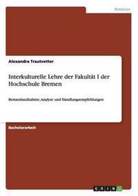 Interkulturelle Lehre Der Fakultat I Der Hochschule Bremen