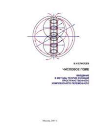 Numeric Field.: Introduction to the Methods of the Theory of Functions of Complex Spatial Variable