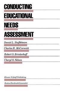 Conducting Educational Needs Assessments