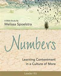 Numbers - Women's Bible Study Leader Kit: Learning Contentment in a Culture of More