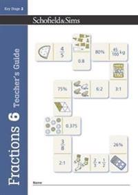 Fractions, decimals and percentages book 6 teachers guide (year 6, ages 10-