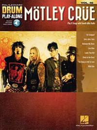 Motley Crue: Drum Play-Along Volume 46 [With Access Code]