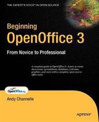 Beginning OpenOffice 3
