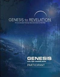 Genesis to Revelation: Genesis Participant Book [Large Print]: A Comprehensive Verse-By-Verse Exploration of the Bible