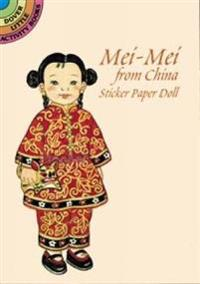 Mei-Mei Sticker Paper Doll