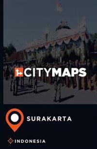 City Maps Surakarta Indonesia