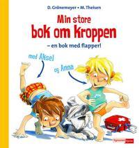 Min store bok om kroppen - D. Grönemeyer, M. Theisen | Inprintwriters.org