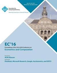Ec16 Economics and Computation