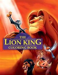 Lion King Coloring Book: Great Book for All Ages