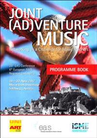 Joint (Ad)Venture Music: Networking as a Challenge for Music Teachers (Programme Book)