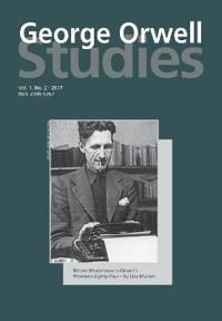 George Orwell Studies Vol.1 No.2