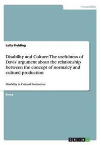 Disability and Culture