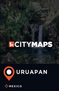 City Maps Uruapan Mexico