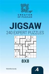 Creator of Puzzles - Jigsaw 240 Expert Puzzles 8x8 (Volume 4)