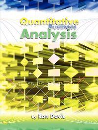 Quantitative Business Analysis