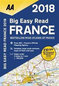 Big Easy Read France 2018