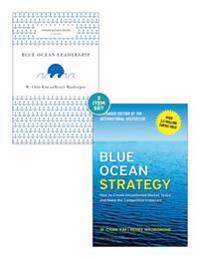 Blue Ocean Strategy with Harvard Business Review Classic Article &quote;Blue Ocean Leadership&quote; (2 Books)
