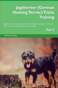 Jagdterrier (German Hunting Terrier) Tricks Training Jagdterrier (German Hunting Terrier) Tricks & Games Training Tracker & Workbook. Includes