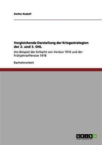 Vergleichende Darstellung Der Kriegsstrategien Der 2. Und 3. Ohl