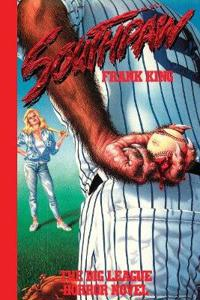 Southpaw, the Big League Horror Novel