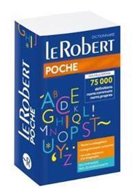 Dictionnaire Le Robert De Poche 2018