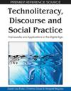 Technoliteracy, Discourse and Social Practice