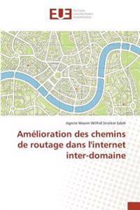 Amélioration des chemins de routage dans l'internet inter-domaine