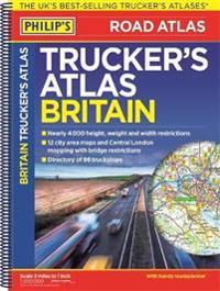 Philip's 2018 Trucker's Atlas Britain