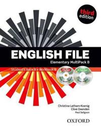 English File third edition: Elementary: MultiPACK B