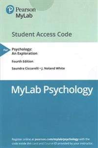 Mypsychlab Without Pearson Etext -- Standalone Access Card -- For Psychology: An Exploration