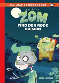 Zombien Zom - find den røde dæmon