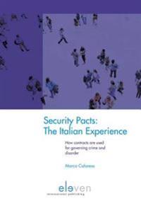 Security Pacts The Italian Experience