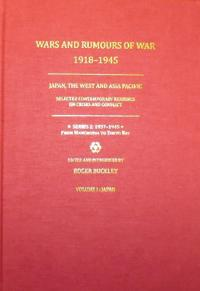 Wars and Rumours of War, 1918-1945