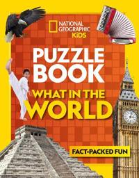 Puzzle Book What in the World