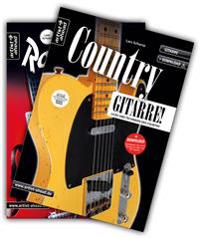Country- & Rockabilly-Gitarre - Set