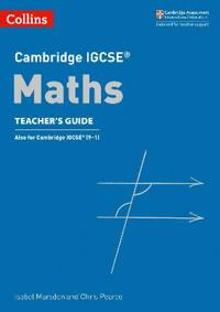 Cambridge IGCSE (R) Maths Teacher's Guide