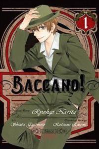 Baccano! Vol. 1 (manga)
