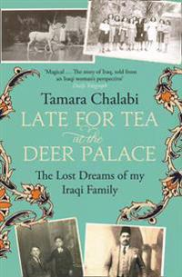 Late for Tea at the Deer Palace