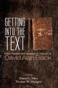 Getting into the Text